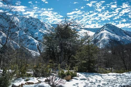 Прогулка по Altos de Licray, Chile