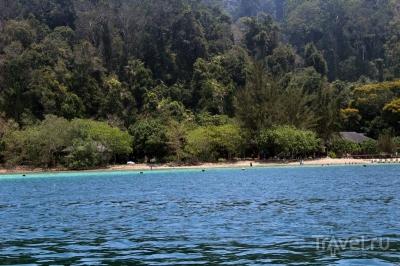 Борнео: национальный парк Тунку Абдул Рахман