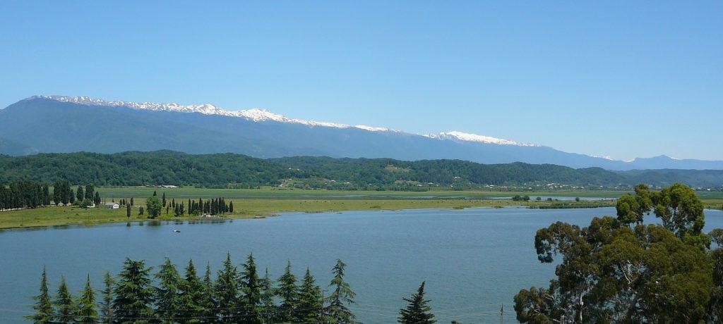 Озера Абхазии