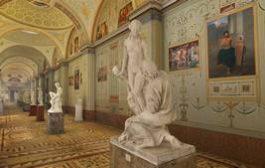 Эрмитаж-кинопутешествие по великому музею