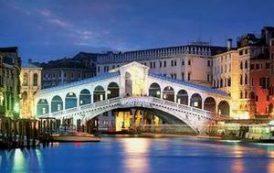 Веб камеры онлайн-Италия Венеция, Мост Риальто