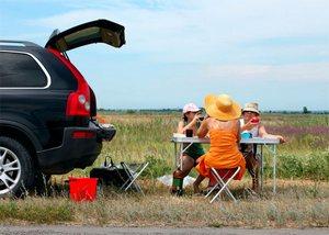 Какую взять еду в дорогу на машине