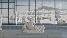 Виртуальные путешествия-Музей Акрополя — Афины, Греция