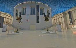 Виртуальные путешествия-Британский музей — Лондон, Англия