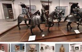 Виртуальные путешествия-Метрополитен-музей — Нью-Йорк, США