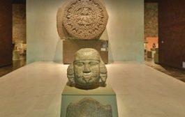 Виртуальные путешествия-Национальный музей антропологии — Мехико, Мексика
