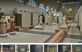 Виртуальные путешествия-Музей Орсе — Париж, Франция