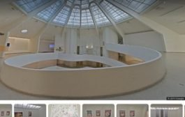 Виртуальные путешествия-Музей Соломона Гуггенхейма — Нью-Йорк, США