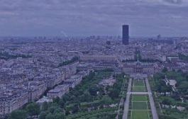 Виртуальные путешествия- Эйфелева башня — Париж, Франция