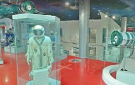 Виртуальные путешествия-Музей космонавтики — Москва