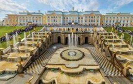 Виртуальные путешествия-Петергоф — Санкт-Петербург, Россия