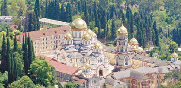 Новоафонский монастырь 2