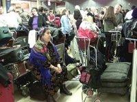 Министерство туризма Израиля поддержит россиян, застрявших в аэропорту  Бен-Гурион