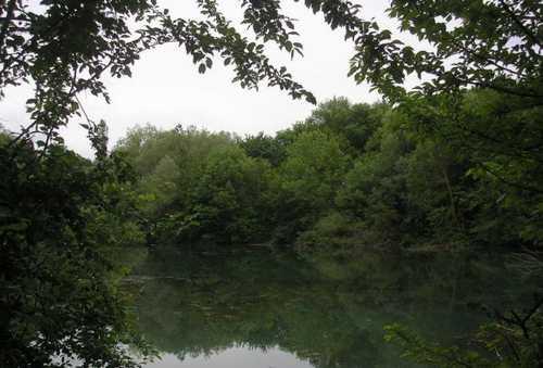 Река Бештерек