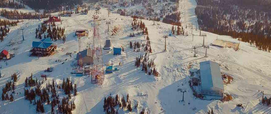 Шерегеш-горнолыжный курорт