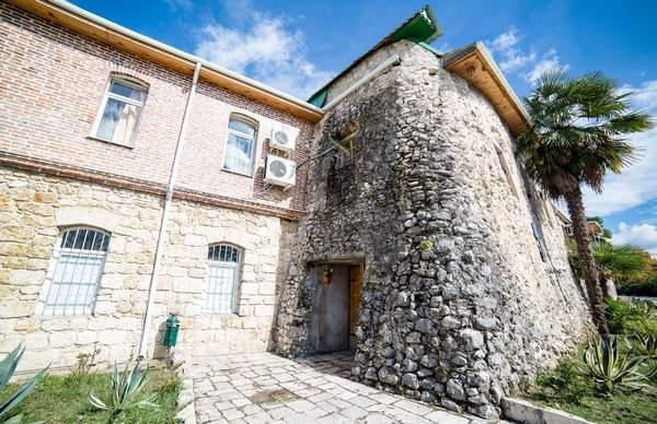 Псырцхинская башня