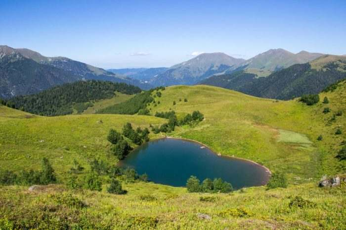 Озеро Любви (Озеро Суук-Джюрек)