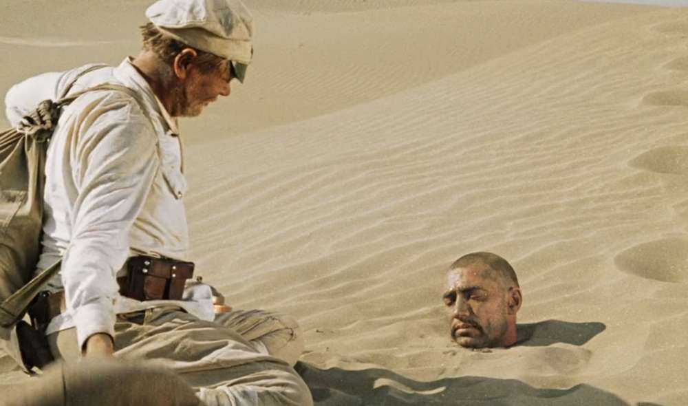 """Кадры из фильма """"Белое Солнце пустыни"""""""