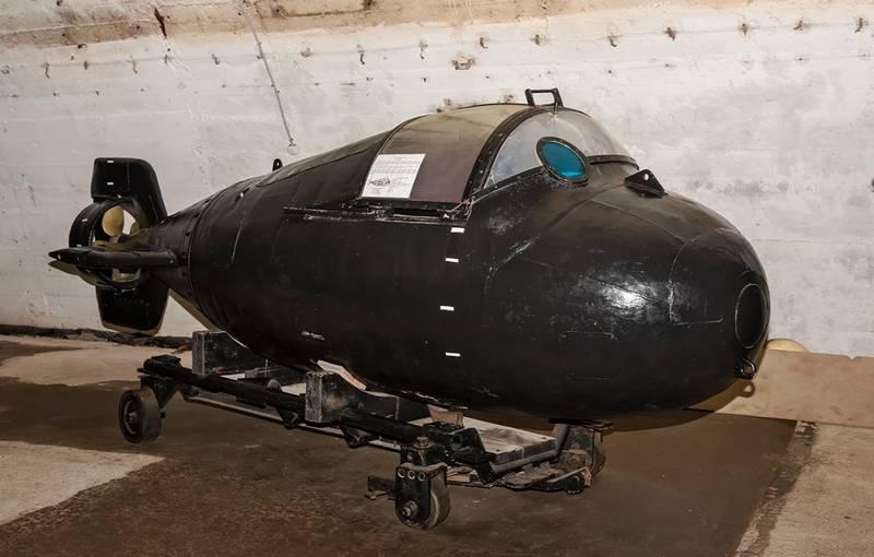 """Сверхмалая подводная лодка """"Тритон-1М"""""""