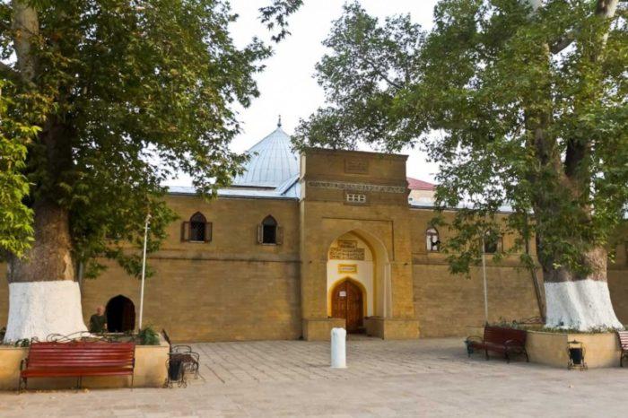 Дербентская Джума-мечеть