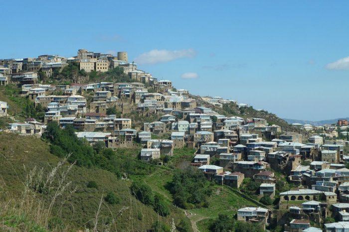 Село кубачи