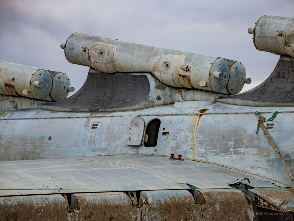 На Лунь установлено 6 ПУ ПКР ЗМ-80 Москит