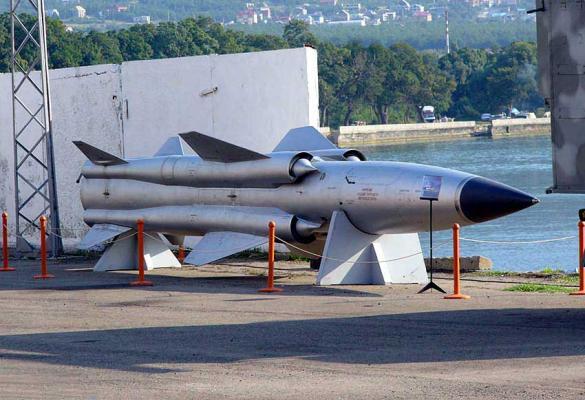 Крылатая ракета 3М-80