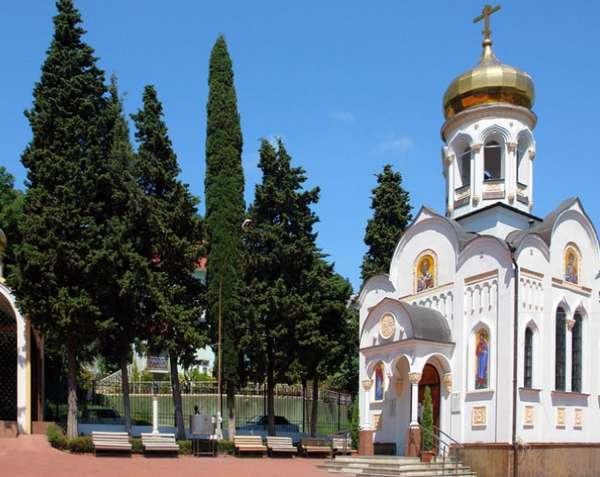 Храм Николая-Чудотворца